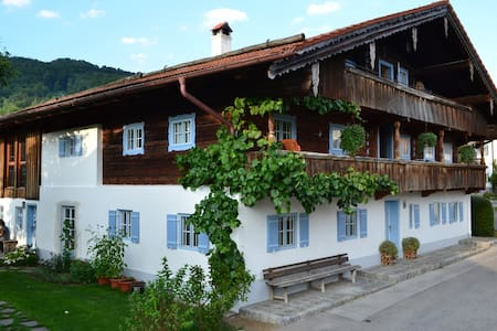 Cozy Apartment in old Farmhouse - Nußdorf am Inn