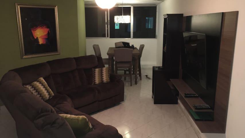 Apartamento en Panamá