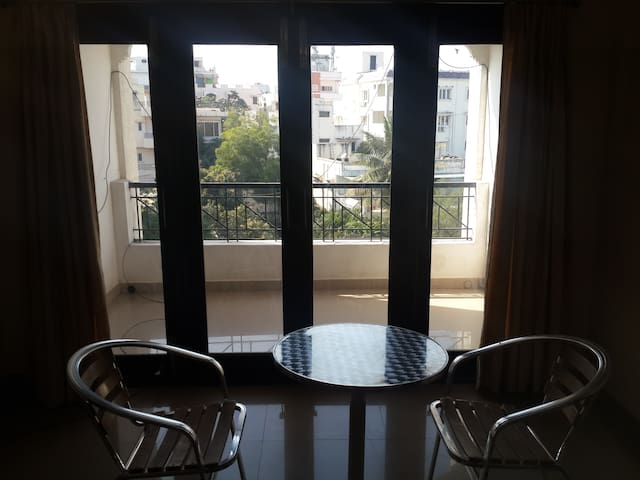 2 Bedroom Furnished Apartment in Banjara Hills-12 - Hyderabad - Appartement