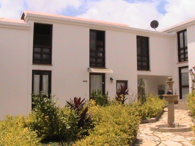 Apartamento en villa remanso de paz a 1km de plaza - Villa de Leyva - Apartament
