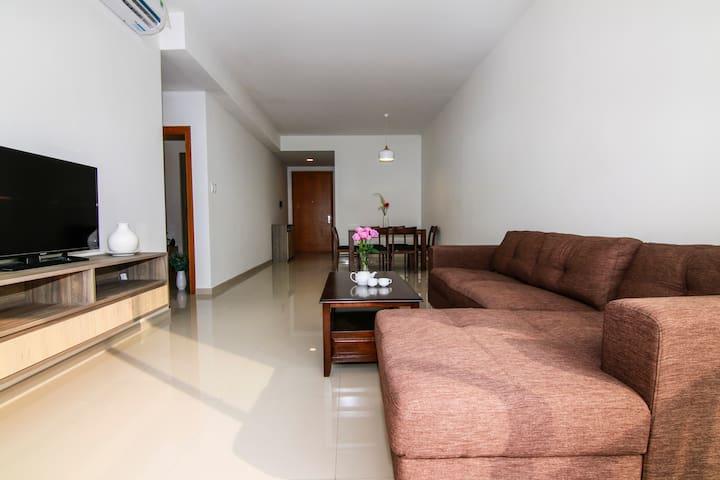 2BR Luxury Apartment near VSIP1 & AEON Mall
