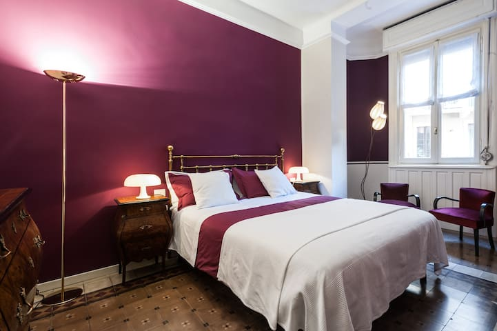 la camera da letto più spaziosa