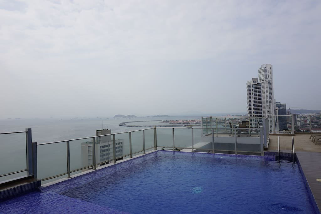 Pool (View of Casco Viejo)