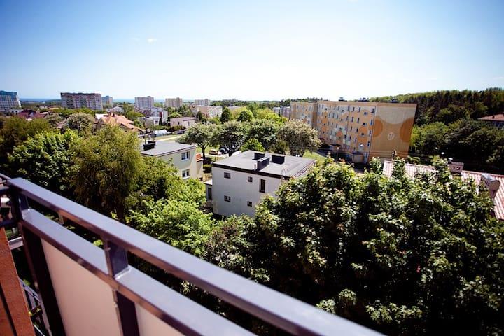 Apartment in Gdynia / Kawalerka blisko centrum