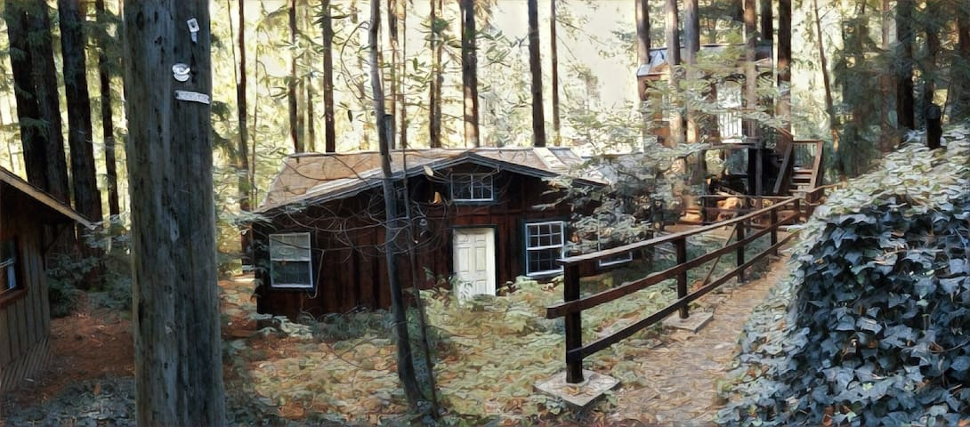 Gorgeous Cabin in Mount Hermon