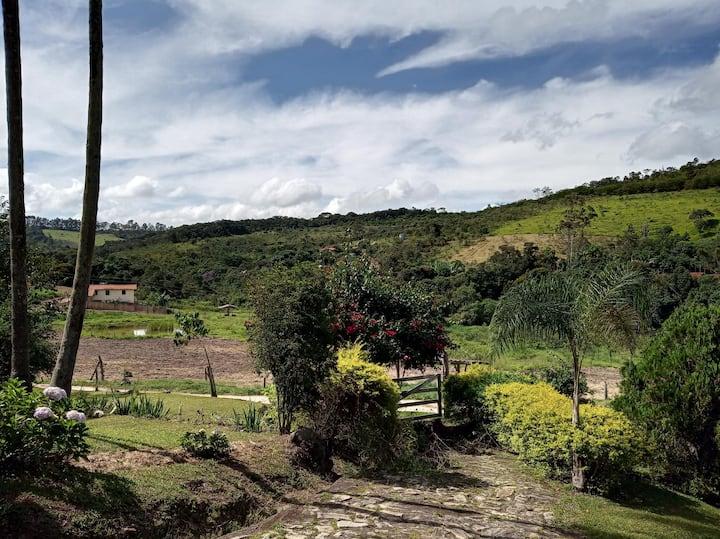 Fazenda GIR Laranjeiras - Opção Quartos