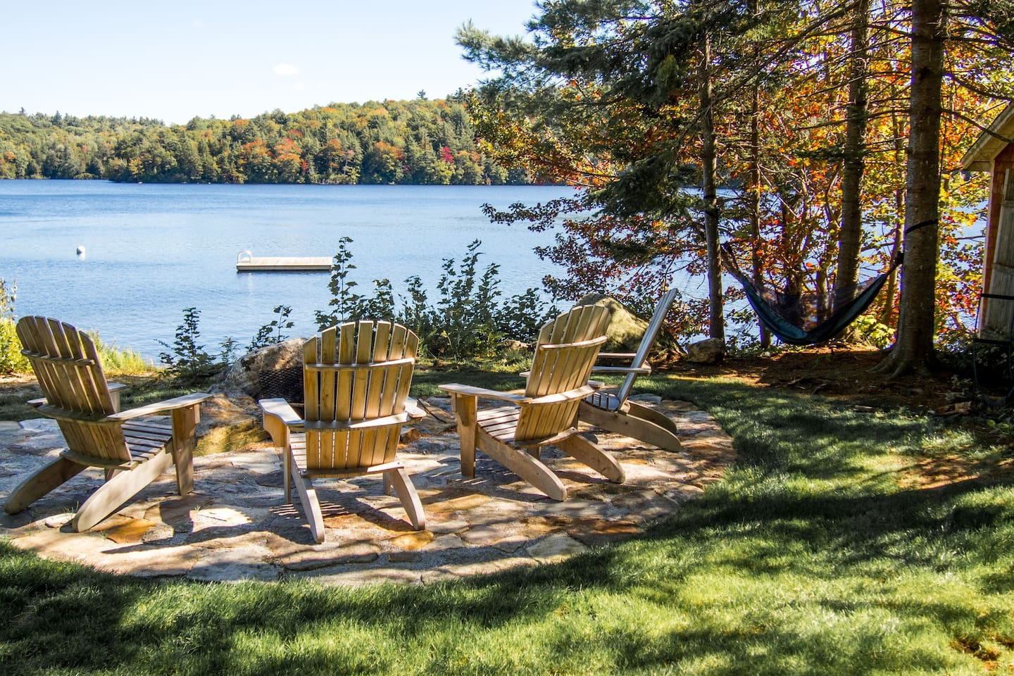 Millen Lake- A hidden gem in New Hampshire's Sunapee Region