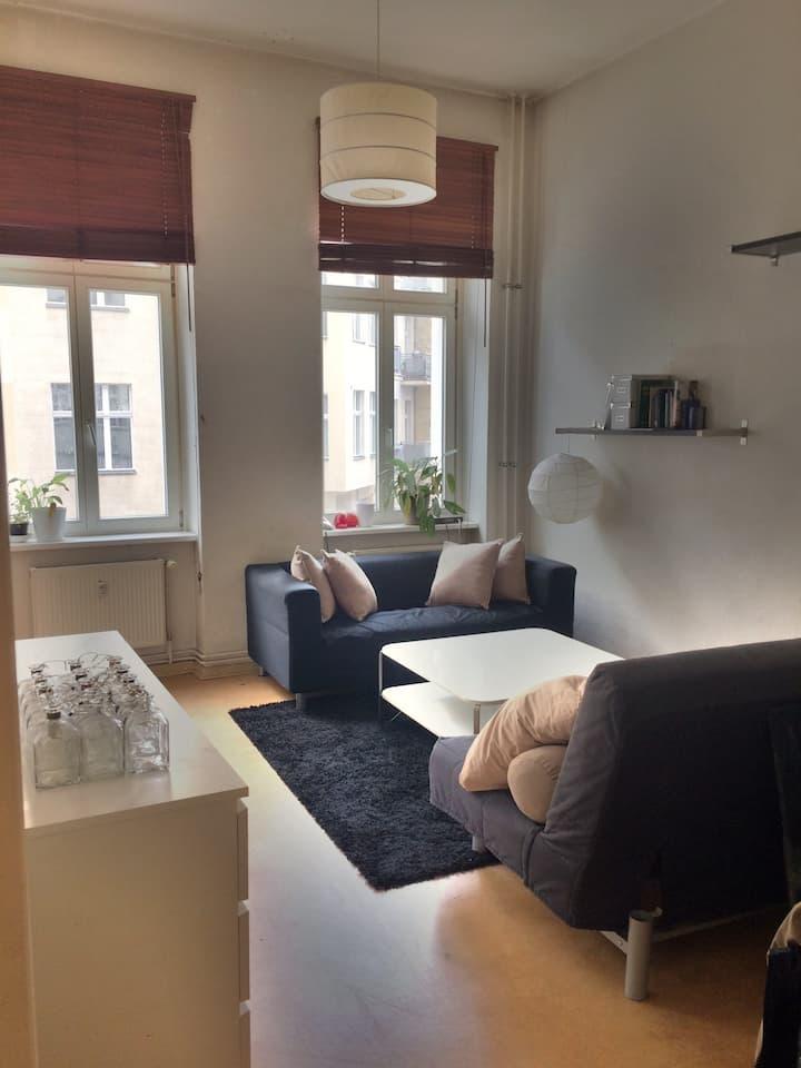Lovely flat at heart of Kreuzberg