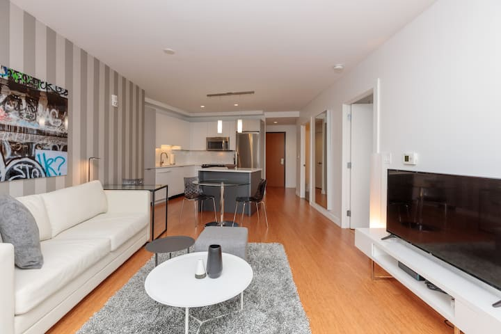 Luxury 1 bed in Downtown  Boston