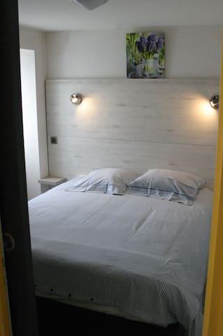 Appartement T2 au calme à 150m de la mer.
