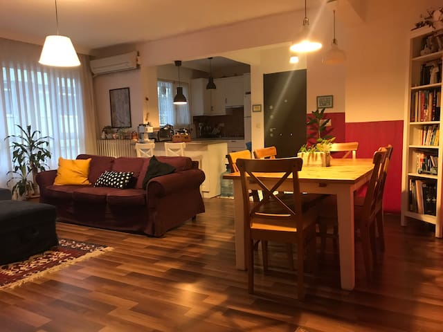 Stylish Flat in Central Kadikoy