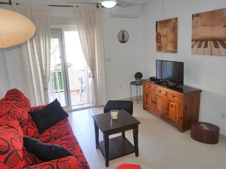 El Divino Appartment, (Los Alcazeres Murcia), El Divino, 70 qm, 2 Schlafräume, max. 4 Personen