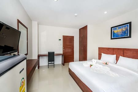 Clean and fresh room in Phuket town - Phuket - Departamento