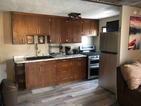 Nice two bedroom unit, great location.