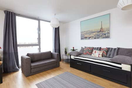 Spacious studio apartment in great location - Lontoo