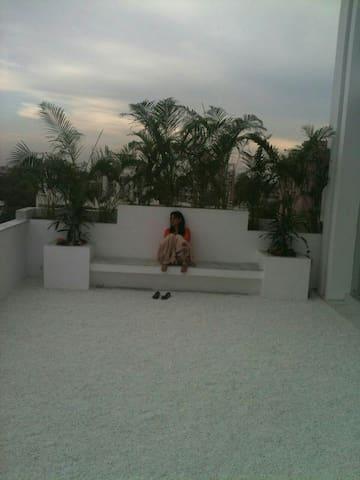 Tunnu's Pent House @ Raja Park