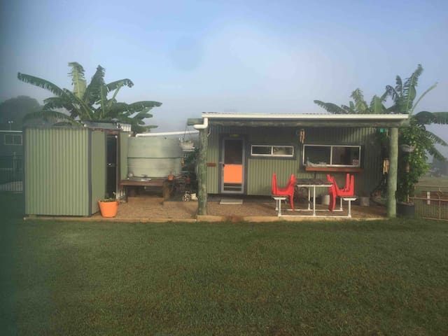 *Dae'Zee* Caravan. Rural setting. 4Km from Gympie.
