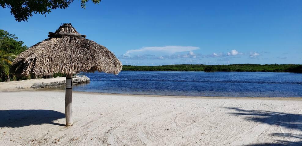 Tiny House RV, Kayak, Snorkel, Beach, Marina, Pool