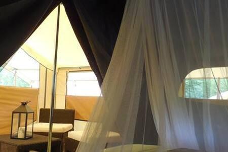 Lodge Romantika idéal pour les amoureux ! - Charny-Orée-de-Puisaye - Bungalov
