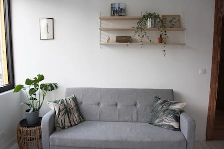 New! Renovated studio in the center of Leuven
