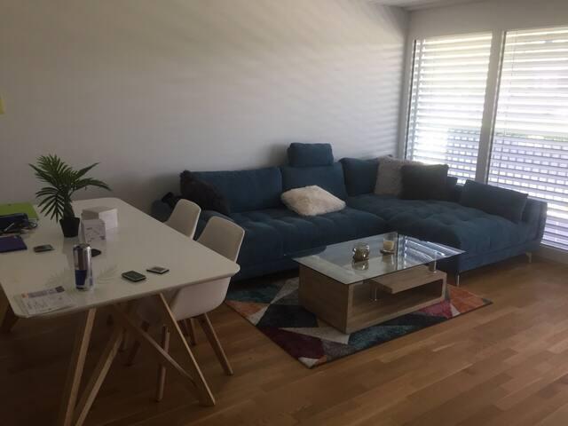 Sehr Helle, Schöne Wohnung 2.5 Zimmer