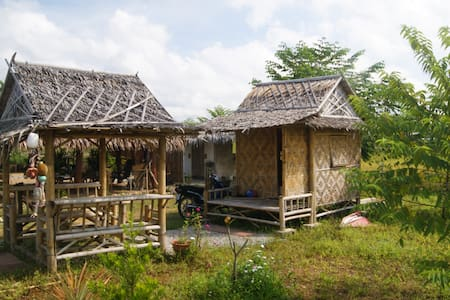 Greengarden Homestay (Bamboohut)