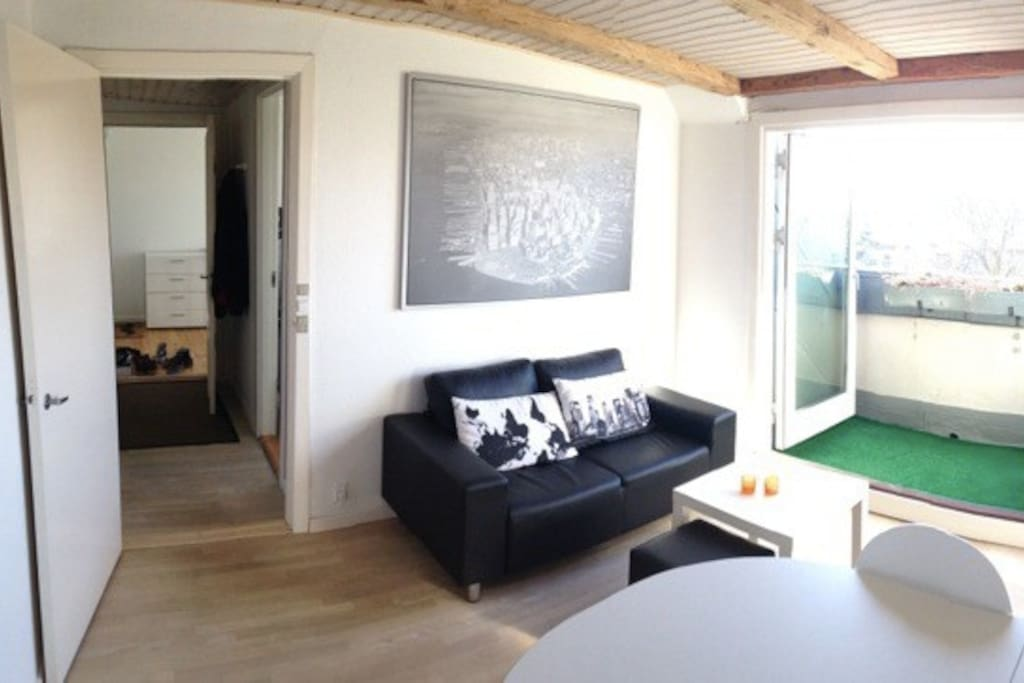 Living room and Entre