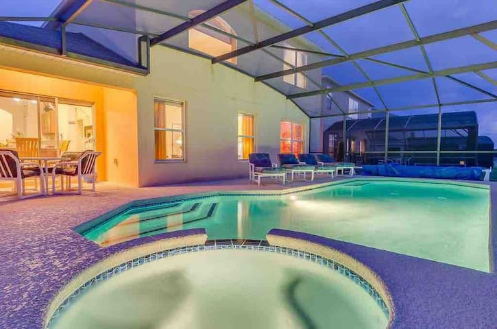 HUGE 7BD RESORT- PREMIUM LOCATION - Disney World