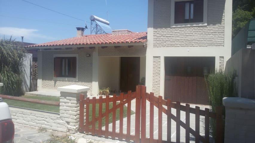 Casa Los Olivos - San Alberto - Alpehytte