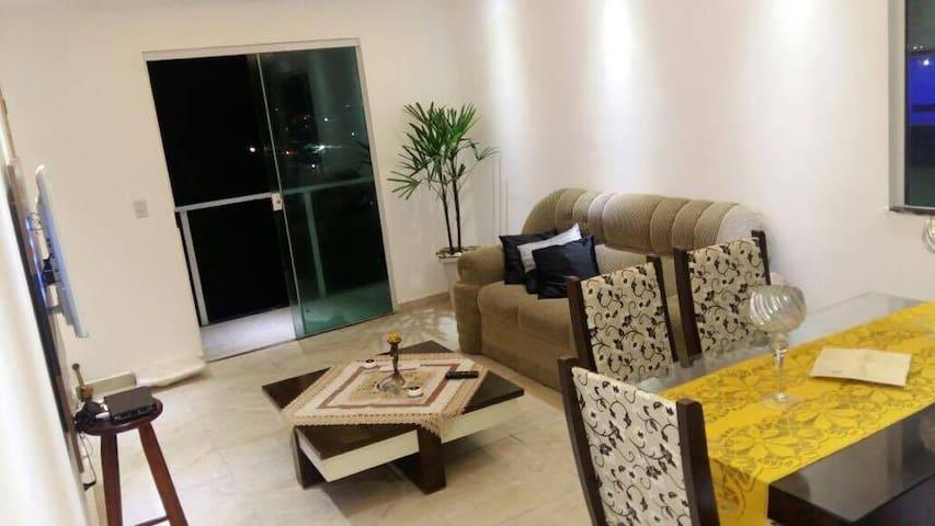 Belissimo Apartamento proximo a PRAIA DO CENTRO - Rio das Ostras - Leilighet