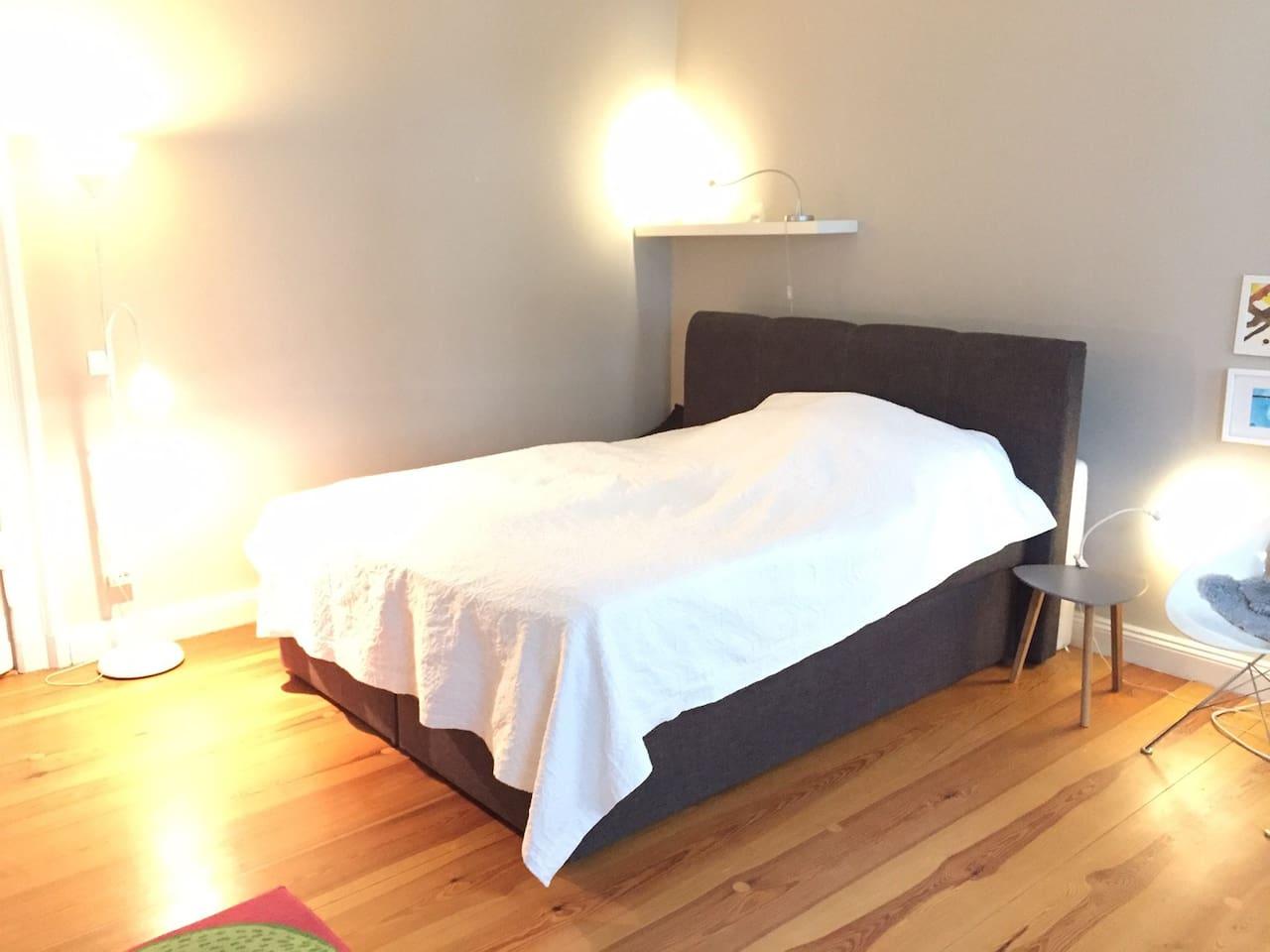 comfi Boxspring bed 1,60 m