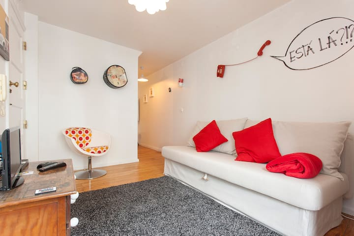 """Feel Baixa""super cozy in downtown - Lisboa - Appartement"