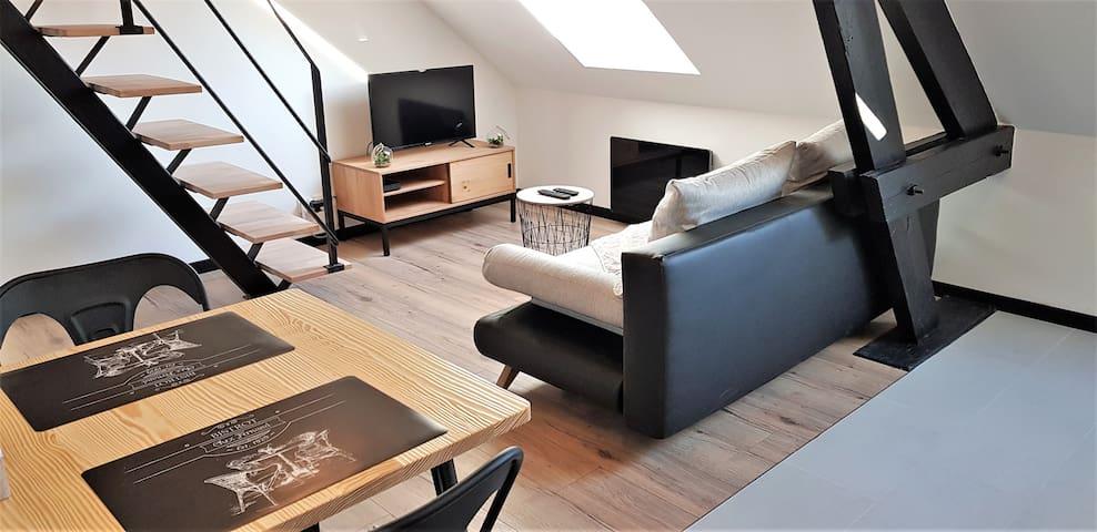 Hyper centre appartement calme et cosy