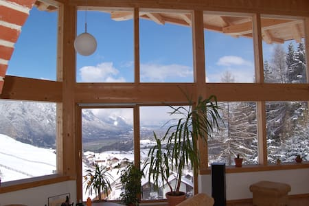 Mountain Private Lounge,Vacation with friends ! - Oberperfuss - Apartment