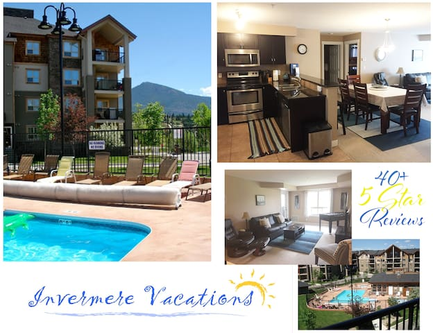 Luxury 3 BR (10) Lake-Front  *INVERMEREVACATIONS*