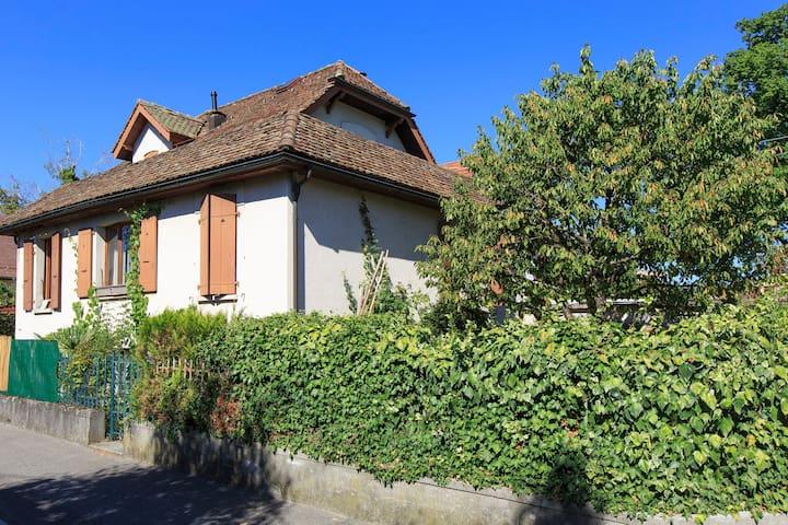Charming villa near to city center, - Lancy