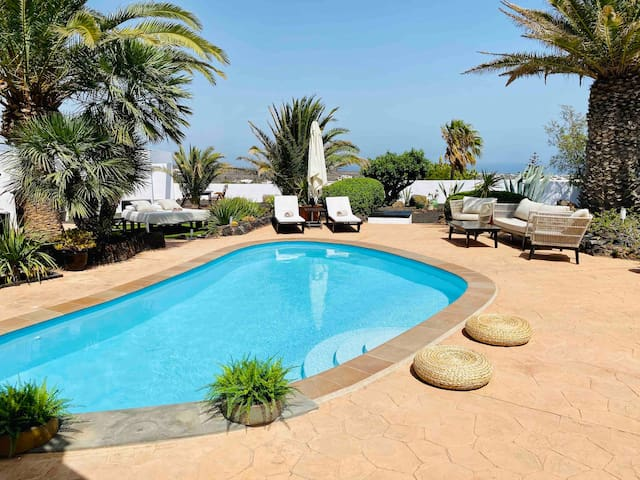 Luxury and style,  paradise and class.  Casa Lydia