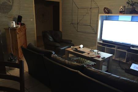 appartement avec beaucoup d'espace - Saint-Memmie - Διαμέρισμα