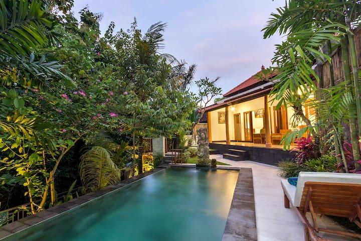 The Sempuana - Riverside 2BDR Private Pool Villa