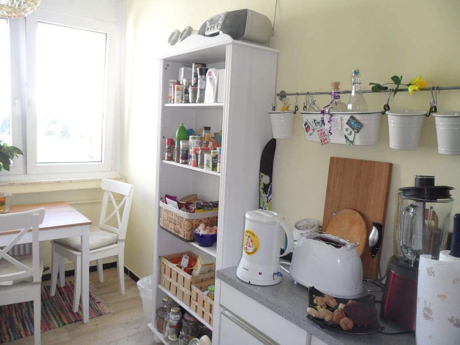 also Kitchen