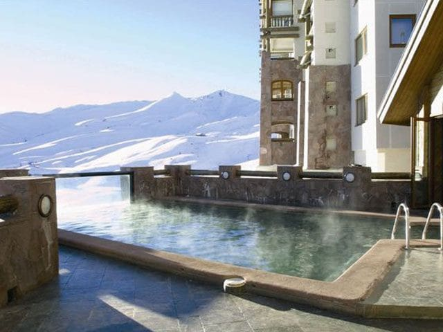 Grate Valle Nevado Appartment, Valle del Sol, 501