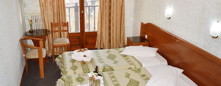 Standard Mountain View room, Hani Zisi Hotel Pelio