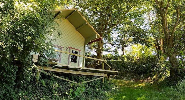 Cabane en pleine nature à 15 min d'Etretat