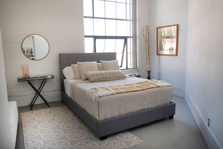 Superb Queen Bedroom.