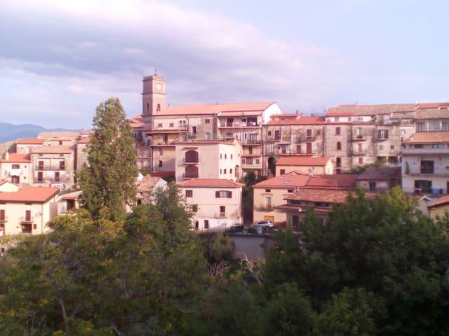 Panorama e comodita' nel borgo - Rende