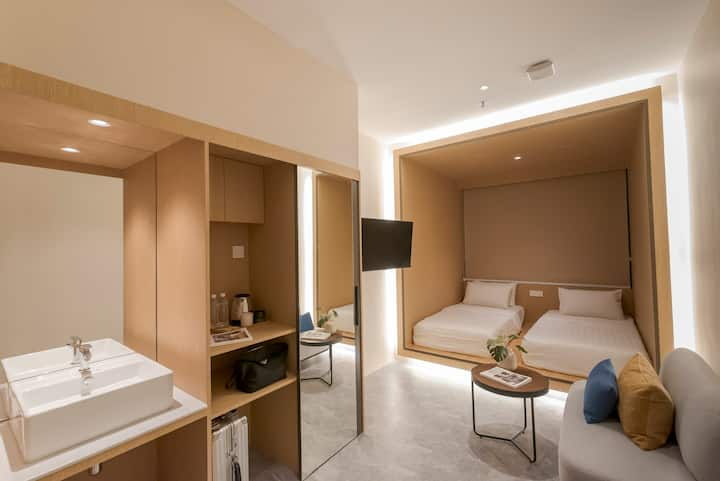 Harper Suite at Sutera Avenue (Superior Twin Room)