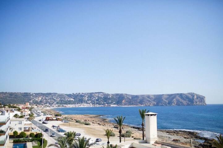 Casa YVONNE | Holiday Apartment | by  Arenal Beach - Xàbia - Apartmen