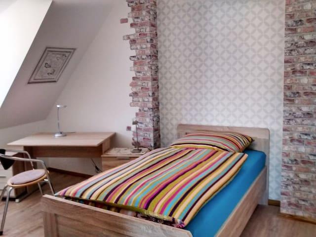 Zimmer in zentral gelegener 3erWG in Hameln (Nr.6)