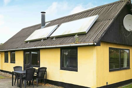 Alluring Holiday Home in Jutland Denmark with Garden
