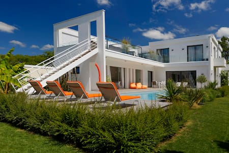 VILLA ST-BARTH&SPA - BANC D'ARGUIN - Andernos-les-Bains